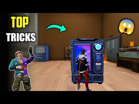 Top Tricks To Surprise Your Enemies And Friends In Free Fire Top Tricks 34