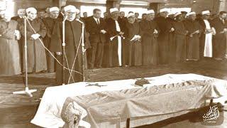 « وما تدري نفس بأي أرض تموت » تلاوة مؤثرة في وفاة الرئيس الراحل جمال عبد الناصر