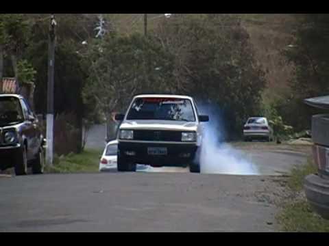 Gol furgão turbo Traction Motorsport