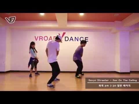 Xxx Mp4 Urban Dance Sevyn Streeter Sex On The Ceiling Vroad Dance School 3gp Sex