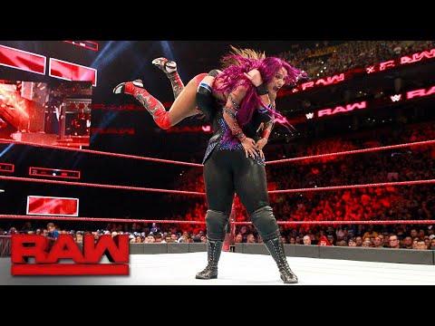 Xxx Mp4 Sasha Banks Vs Nia Jax Winner Challenges For Raw Women S Title At SummerSlam Raw Aug 14 2017 3gp Sex