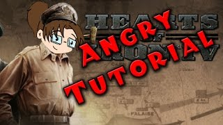 How To Hearts of Iron 4 - A Tutorial for People Who Keep Asking for a Tutorial