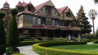 Most Haunted Places In The World | The Winchester Mystery House