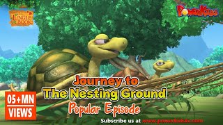 Jungle book Season 2 Episode 5 Journey to the Nesting Ground