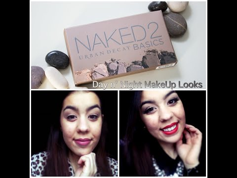 Xxx Mp4 Day N Night MakeUp Look With UD Naked Basic 2 Lili Martins 3gp Sex
