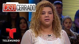 Loca Desquiciada Se Rompe La Cara Por $15,000USD 👩🥊💵   Caso Cerrado   Telemundo