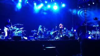 Portishead - Mysterons (live @ Poble Espanyol, Barcelona)