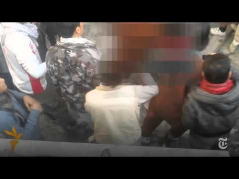Xxx Mp4 SHOCKING GRAPHIC Non Isis Muslims Torture Woman While Liberals Make Excuses 3gp Sex