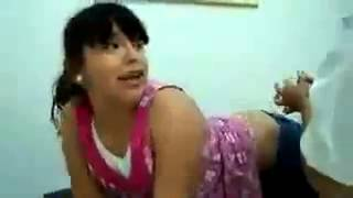 funny امپول زدن دختر ترسو