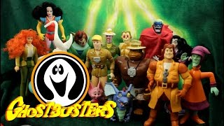 RETRO REVIEW: FILMATION'S GHOSTBUSTERS TOY LINE!!!