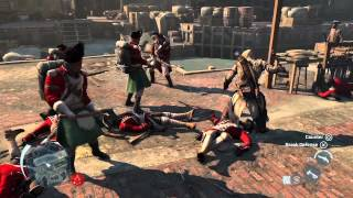 Assassin's Creed 3 - Boston demo commented walkthrough Trailer [UK]