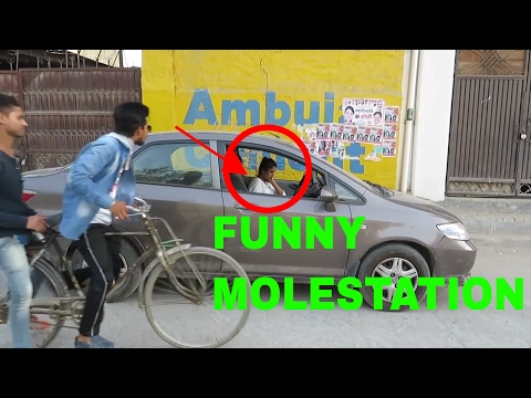 Funny Molestation on Girl In Front Of Her BF ll Boys Double Standard || TEAM AQ ||