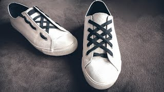 5 Creative ideas To Lace Shoes - COOL LACES