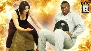 KSI New Years Workout Video