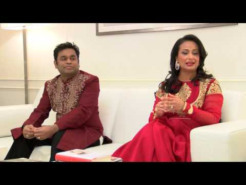 Face to Face  AR Rahman and Ila Paliwal by Rohit Vyas