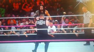 WWE RAW MAIN EVENT #1 CONTENDER FOR WWE CHAMPION
