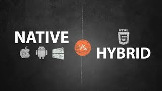 Hybrid vs. Native Mobile App Development with Infragistics