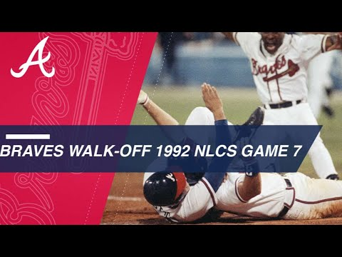 Watch the full bottom of the 9th of the 1992 NLCS