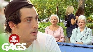 Just For Laughs: Hot Girls Prank