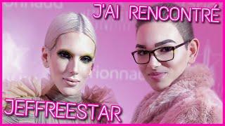 J'AI RENCONTRÉ JEFFREE STAR À PARIS   Vlog + Exclusivités JeffreeStarCosmetics ⭐️