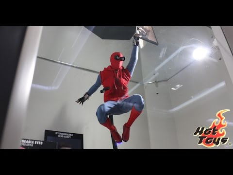 Xxx Mp4 First Look Spider Man Homecoming Spider Man Homemade Suit Ver By Hot Toys 3gp Sex