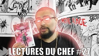 SCHOOL JUDGMENT- DOLLY KILL KILL - GHOSTFACE - SOMALI - LECTURES DU CHEF #27