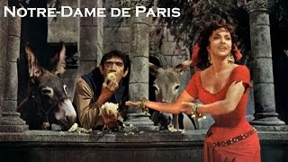 Notre Dame de Paris 1956 - Film réalisé parJean Delannoy
