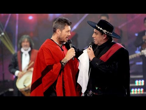 Mirá el espectacular show del Chaqueño Palavecino