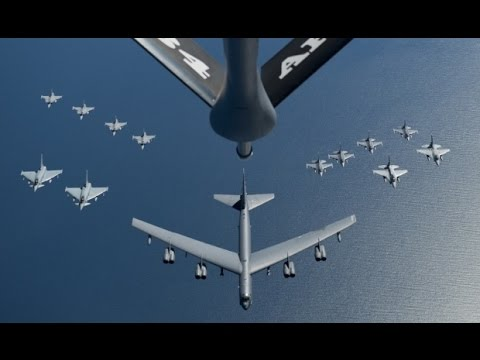 watch US Air Force FINAL WARNING for North Korean Military