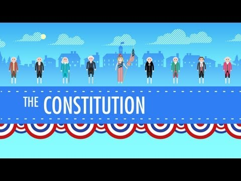 watch The Constitution, the Articles, and Federalism: Crash Course US History #8