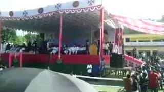 RU Shibir Ex-President Ashraful Alam Emon Speaks At Natore