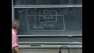 Lec 12: Review Exam 1 (Secret Top!) | 8.02 Electricity and Magnetism, Spring 2002 (Walter Lewin)