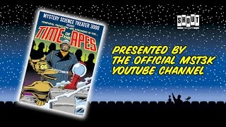 MST3K: Time of the Apes (FULL MOVIE) with annotations