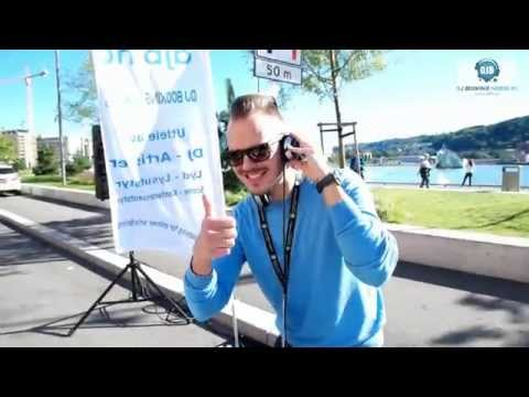 Oslo Maraton 2015 DJ Booking Norge AS langs løypa