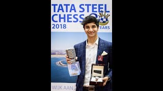 GM Vidit Gujarathi talks 2018 Chess Olympiad, World Champs, working with Anish Giri, plus more