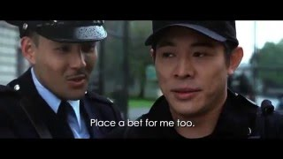 Prison Break Fight, Romeo Must Die, Jet Li