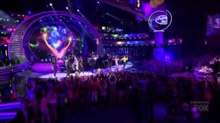 Jena Irene & Paramore 33 - American Idol S13E39c Ain't It Fun