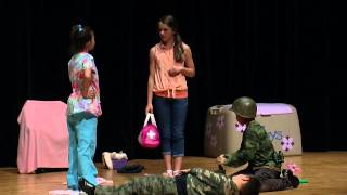 The Magic Toybox - Young Actors Project