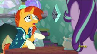 Starlight and Sunburst come clean - Full Scene - The Crystalling