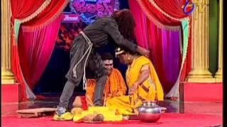 Jabardasth - Sudigaali Sudheer Performance 26th september 2013