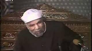 ما هي  الصوفية - الشيخ الشعراوي