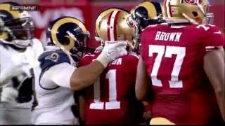 Aaron Donald ejected, goes Nuts in embarrassing Rams loss to 49ers