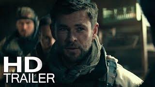 12 HERÓIS | Trailer (2018) Legendado HD