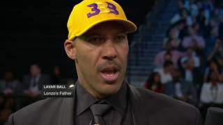 LaVar Ball says Lakers will make playoffs Lonzo