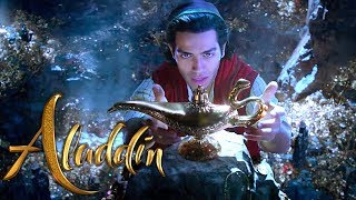 'Aladdin' in Live-Action! Get Your First Glimpse at Disney's Remake
