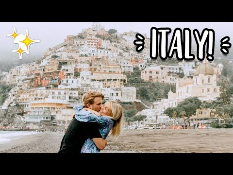 OUR FIRST TIME IN ITALY!!! SPRING BREAK 2018!