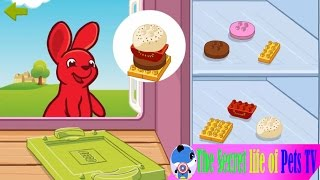 The Secret Life Of Pets - Interactive DUPLO Cooking: Lego Duplo Food Cookie - Fun Game For Kids 2017