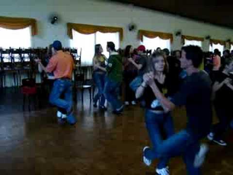 aula de dança gaucha