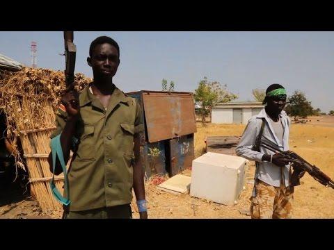 A banalização do estupro no Sudão do Sul