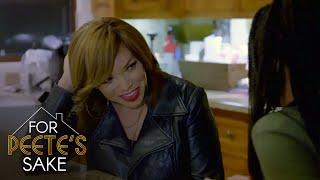 Tisha Campbell Martin on Ryan's Music Video | For Peete's Sake | Oprah Winfrey Network